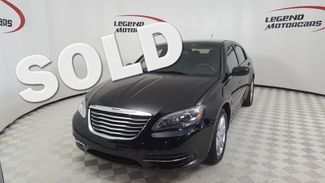 2013 Chrysler 200 LX in Garland