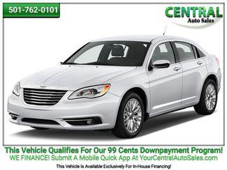 2013 Chrysler 200 LX | Hot Springs, AR | Central Auto Sales in Hot Springs AR