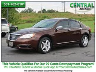 2013 Chrysler 200 Limited | Hot Springs, AR | Central Auto Sales in Hot Springs AR