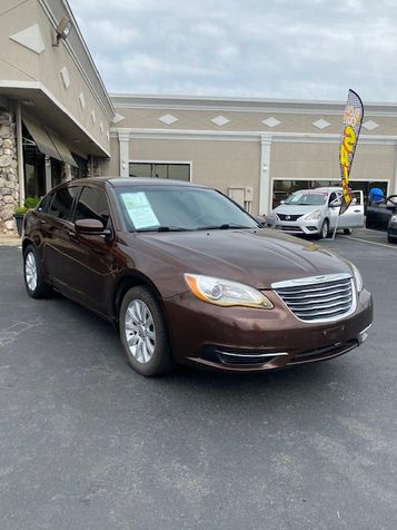 2013 Chrysler 200 Touring   Hot Springs, AR   Central Auto Sales in Hot Springs, AR