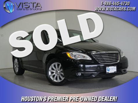 2013 Chrysler 200 Limited in Houston, Texas