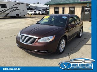 2013 Chrysler 200 Touring in Lapeer, MI 48446