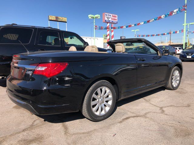 2013 Chrysler 200 Touring CAR PROS AUTO CENTER (702) 405-9905 Las Vegas, Nevada 2
