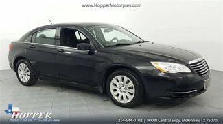 2013 Chrysler 200 LX in McKinney Texas, 75070