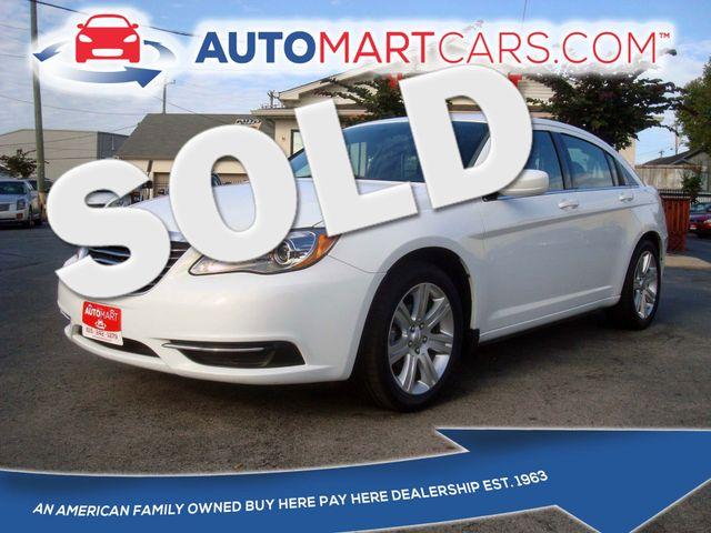 2013 Chrysler 200 Touring | Nashville, Tennessee | Auto Mart Used Cars Inc. in Nashville Tennessee