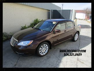2013 Chrysler 200 Touring, Low Miles! Clean CarFax! Warranty! in New Orleans Louisiana, 70119