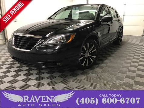 2013 Chrysler 200 Touring S pkg 1 owner in Oklahoma City