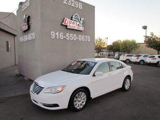 2013 Chrysler 200 LX in Sacramento, CA 95825