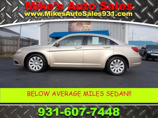 2013 Chrysler 200 LX Shelbyville, TN