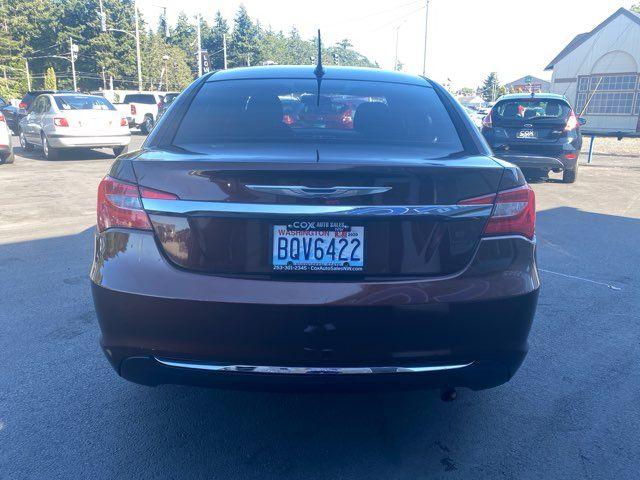 2013 Chrysler 200 LX in Tacoma, WA 98409
