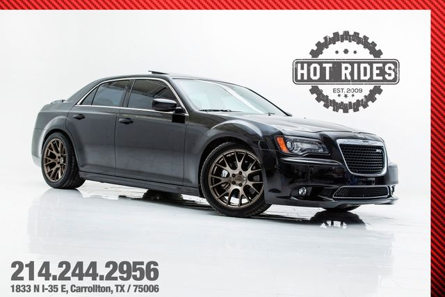 2013 Chrysler 300 SRT8 With Upgrades