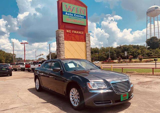 2013 Chrysler 300    Gilmer, TX   Win Auto Center, LLC in Gilmer TX