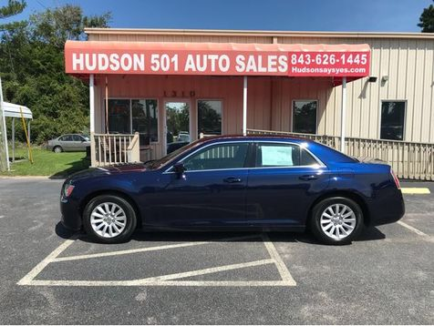 2013 Chrysler 300 RWD   Myrtle Beach, South Carolina   Hudson Auto Sales in Myrtle Beach, South Carolina