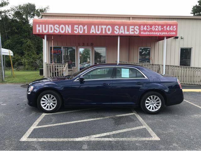 2013 Chrysler 300 RWD | Myrtle Beach, South Carolina | Hudson Auto Sales in Myrtle Beach South Carolina