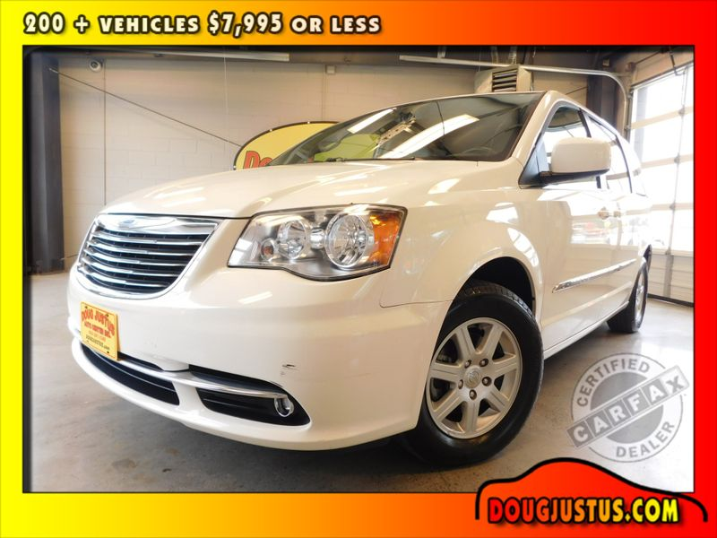 2013 Chrysler Town  Country Touring  city TN  Doug Justus Auto Center Inc  in Airport Motor Mile ( Metro Knoxville ), TN