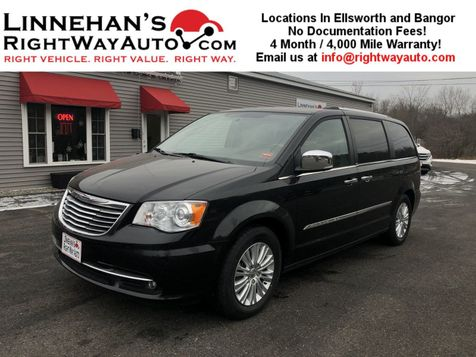 2013 Chrysler Town & Country Limited in Bangor