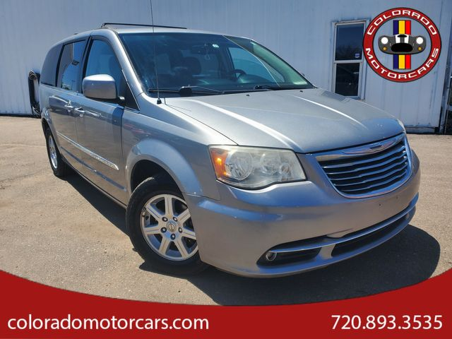 2013 Chrysler Town & Country Touring in Englewood, CO 80110