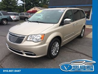 2013 Chrysler Town & Country Touring-L in Lapeer, MI 48446