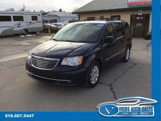 2013 Chrysler Town & Country Touring in Lapeer, MI 48446