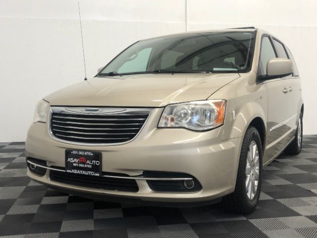 2013 Chrysler Town & Country Touring LINDON, UT 2