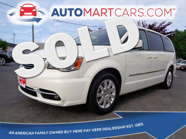 2013 Chrysler Town & Country Touring   Nashville, Tennessee   Auto Mart Used Cars Inc. in Nashville Tennessee