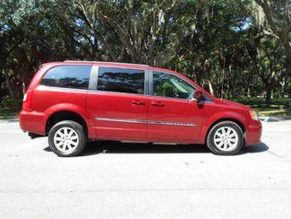2013 Chrysler Town & Country Touring Wheelchair Van Handicap Ramp Van Pinellas Park, Florida 1