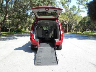 2013 Chrysler Town & Country Touring Wheelchair Van Handicap Ramp Van Pinellas Park, Florida 3