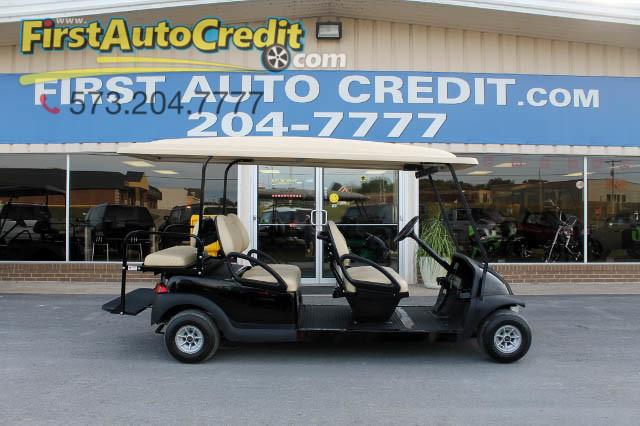 2013 Club Car Electric Precedent Limo Golf Cart
