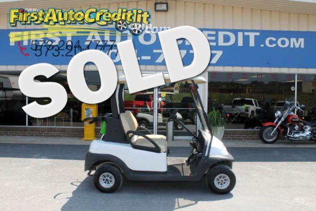 2013 Club Car Gas Golf Cart