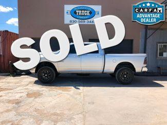 2013 Dodge 2500    Pleasanton, TX   Pleasanton Truck Company in Pleasanton TX