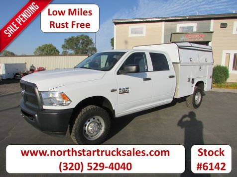2013 Dodge 2500HD 4x4 Service Utility Truck  in St Cloud, MN