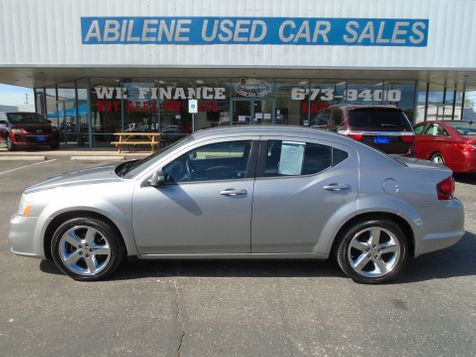 2013 Dodge Avenger SE in Abilene, TX