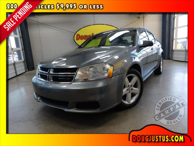 2013 Dodge Avenger SE in Airport Motor Mile ( Metro Knoxville ), TN 37777