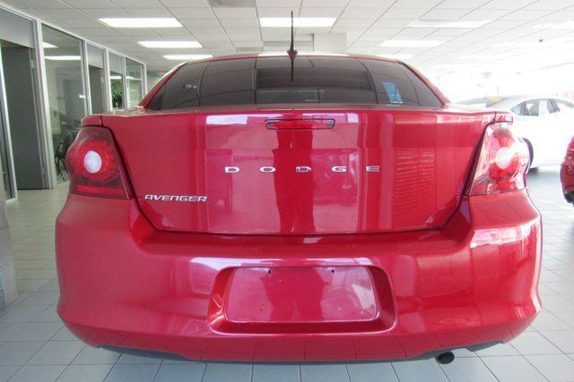 2013 Dodge Avenger SE Chicago, Illinois 4