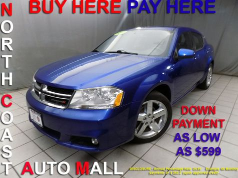 2013 Dodge Avenger SXT As low as $599 DOWN in Cleveland, Ohio