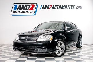 2013 Dodge Avenger SE in Dallas TX