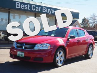 2013 Dodge Avenger SE Englewood, CO 0