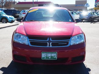 2013 Dodge Avenger SE Englewood, CO 1