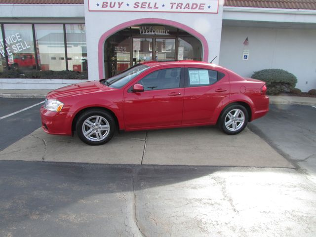 2013 Dodge Avenger SXT *SOLD