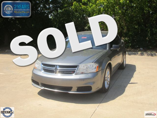 2013 Dodge Avenger SE in Garland