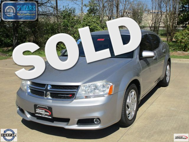 2013 Dodge Avenger SXT in Garland