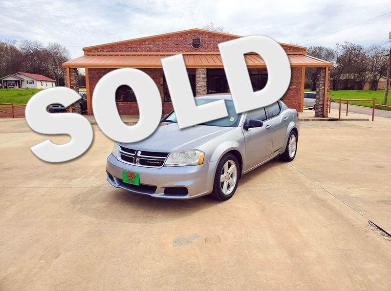 2013 Dodge Avenger SE | Gilmer, TX | Win Auto Center, LLC in Gilmer TX