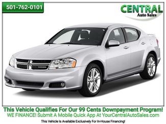 2013 Dodge Avenger SE V6 | Hot Springs, AR | Central Auto Sales in Hot Springs AR