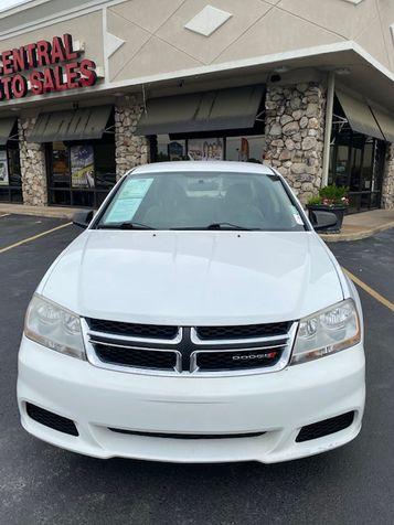 2013 Dodge Avenger SE | Hot Springs, AR | Central Auto Sales in Hot Springs, AR