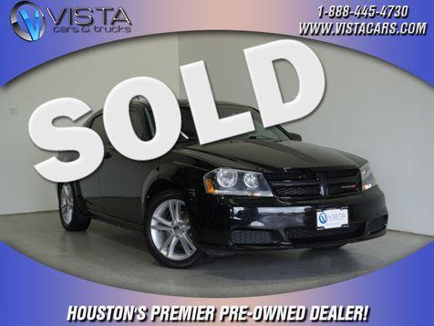 2013 Dodge Avenger SE V6 in Houston, Texas