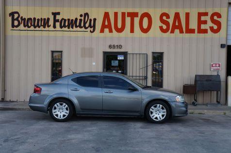 2013 Dodge Avenger SE   Houston, TX   Brown Family Auto Sales in Houston, TX