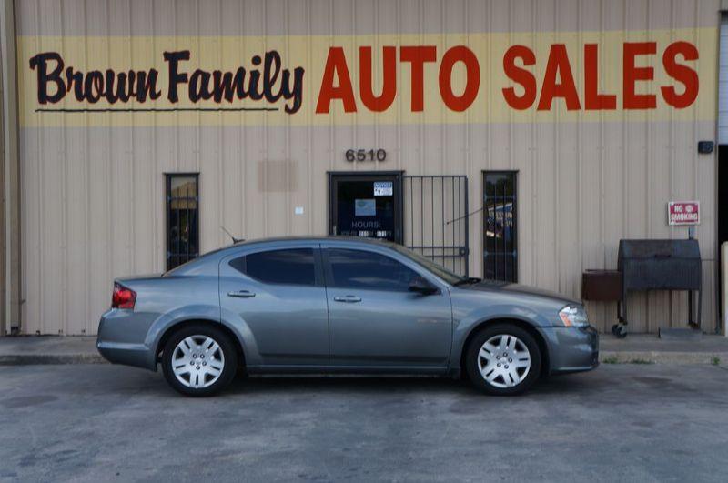 2013 Dodge Avenger SE   Houston, TX   Brown Family Auto Sales in Houston TX