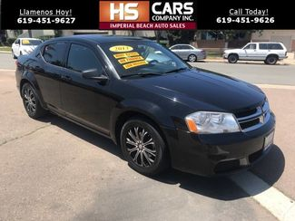 2013 Dodge Avenger SE Imperial Beach, California