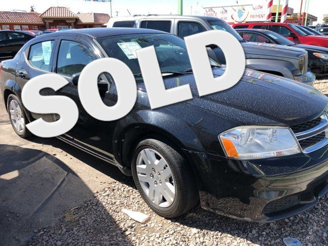 2013 Dodge Avenger SE CAR PROS AUTO CENTER (702) 405-9905 Las Vegas, Nevada