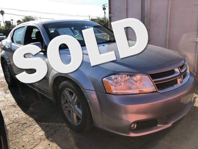 2013 Dodge Avenger SXT CAR PROS AUSTO CENTER (702) 405-9905 Las Vegas, Nevada